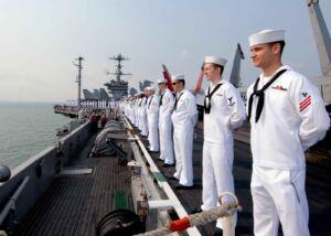 menjadi seorang pelaut
