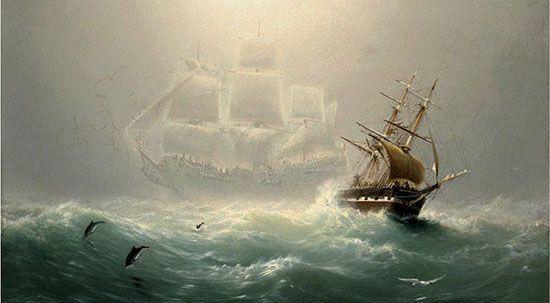 misteri kapal hantu