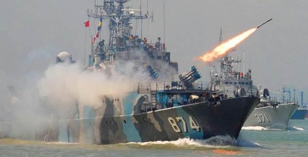 kapal perang canggih