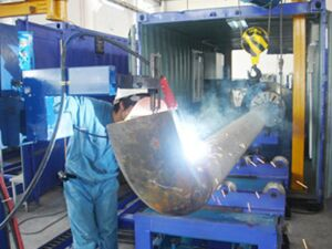 peralatan welding