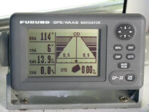 GPS dan radar kapal