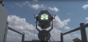 Lampu Sinyal dan Lampu Sorot pada Kapal