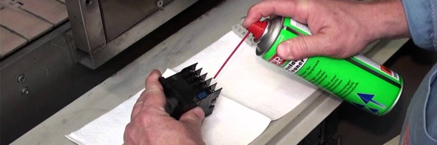 Distributor Contact Cleaner