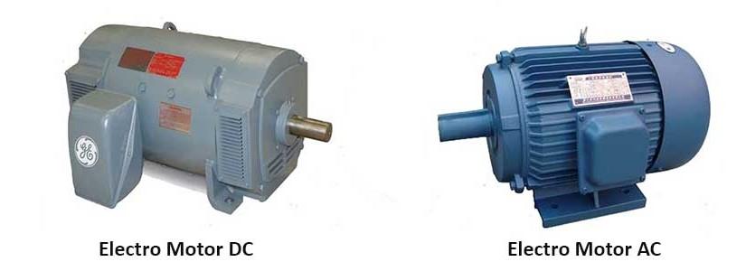 Jenis Electro Motor