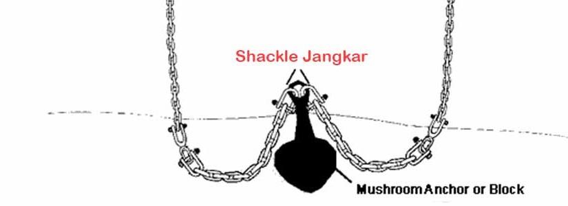 Shackle Jangkar