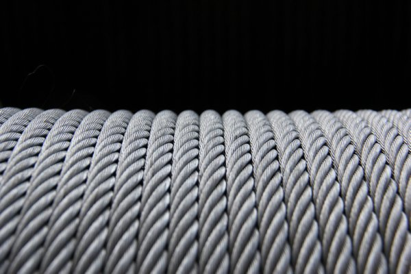 jenis wire rope