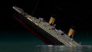 fakta kapal titanic