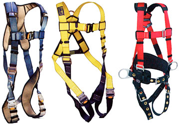 Pemeriksaan Safety Body Harness
